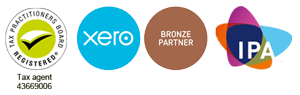 Action Accounting - Tax Practitioners Board, Xero Bronze Partner, IPA