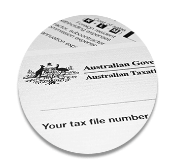Person submitting their tax return through Action Accounting to maximise the amount of tax they get back for the financial year.