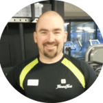Scott Lovegrove is a manager at Snap Fitness gym in Morningside who uses Action Accounting for tax advice